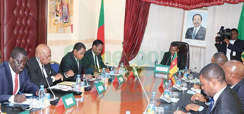 National Dialogue : Security Officials, SW Chiefs Consulted