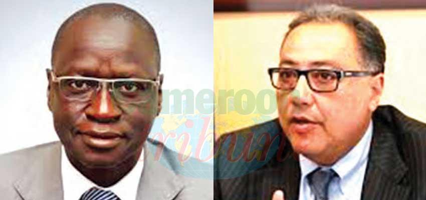 Hafez Ghanem et Ousmane Diagana prêts pour la nouvelle offensive.