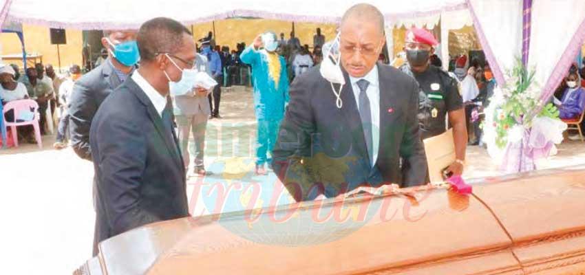 Kaélé : honneurs mérités pour un haut commis de l'Etat