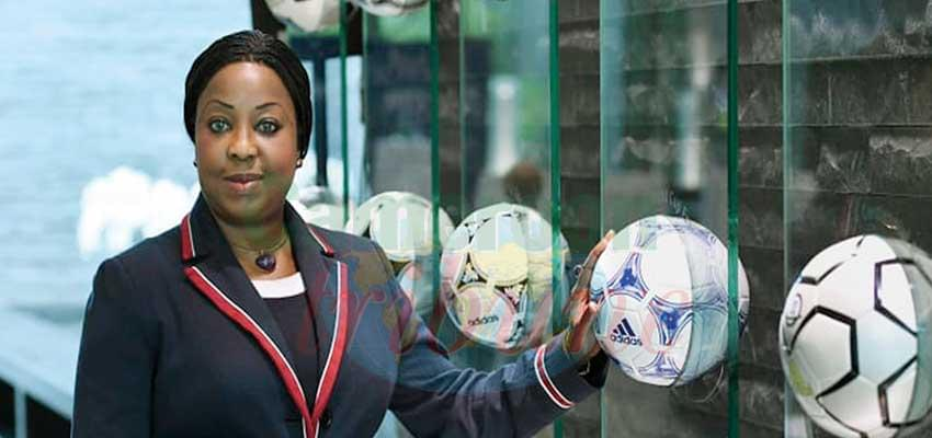 Fatma Samoura has the task of improving the reputation of the institution.