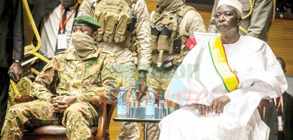 Mali : Goïta prend le pouvoir
