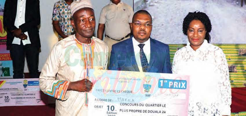 Douala II : Makéa, champion de la propreté