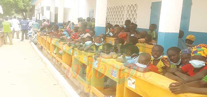 Extrême-Nord : 25 salles de classe réhabilitées et équipées