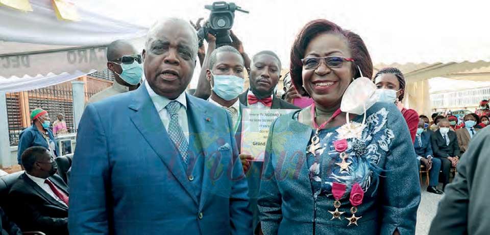 Imprimerie nationale : Florence Ngomo aux commandes