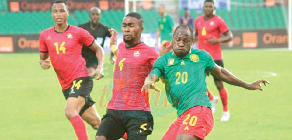 U-20 AFCON : Cameroon Finishes Top of Group A