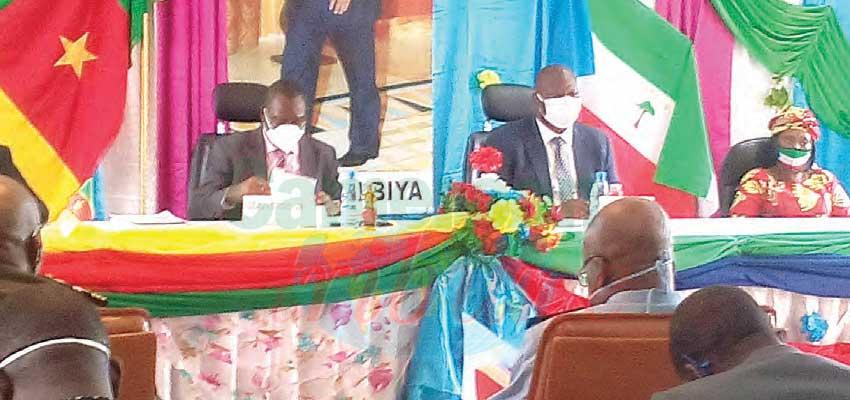 Frontière Cameroun-Guinée-équatoriale : appel à une cohabitation pacifique