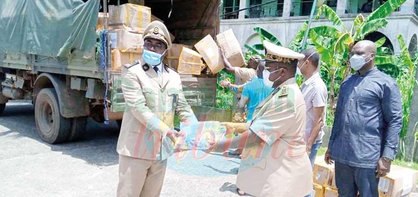 Don spécial du chef de l'Etat : le Littoral réceptionne la 2e cargaison
