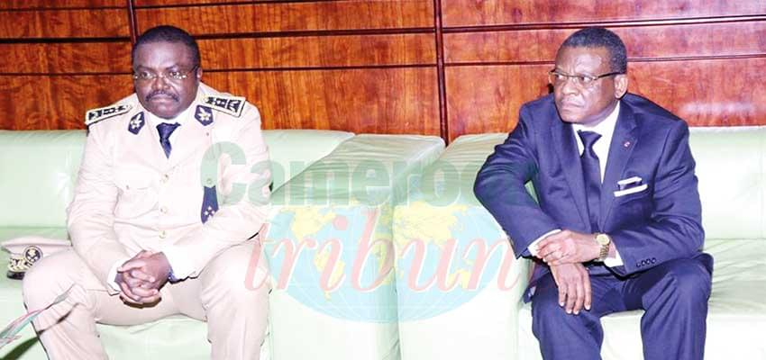 Douala : le PM en escale