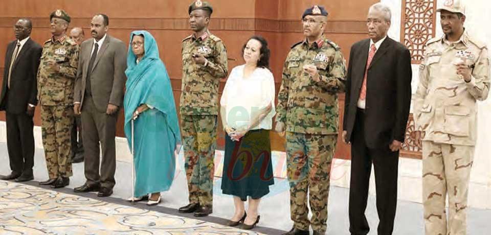Sudan : Transitional Cabinet Endorses ICC Membership