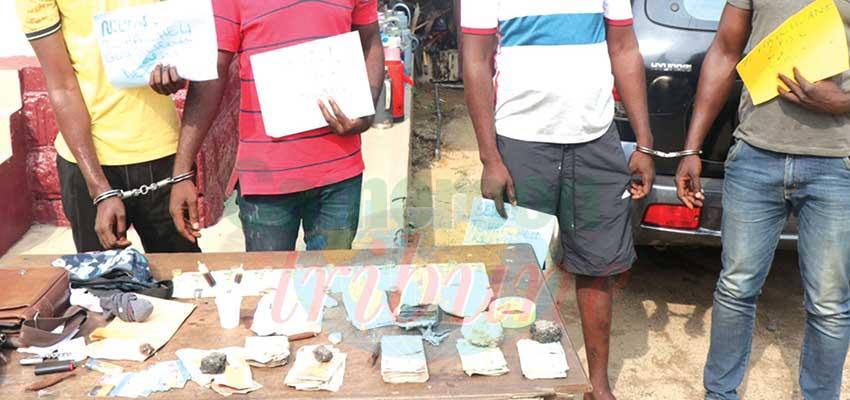 Deido : cinq suspects aux mains de la police