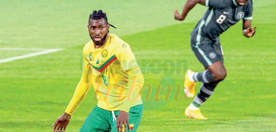 Match amical Cameroun-Nigeria : les Lions s'imposent