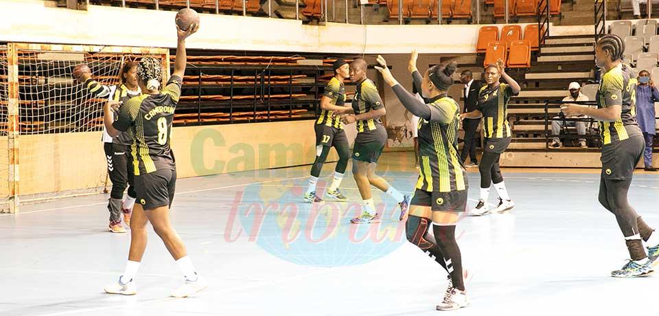 24e édition de la Coupe d'Afrique des nations de handball dames: le Cameroun au pied du mur !