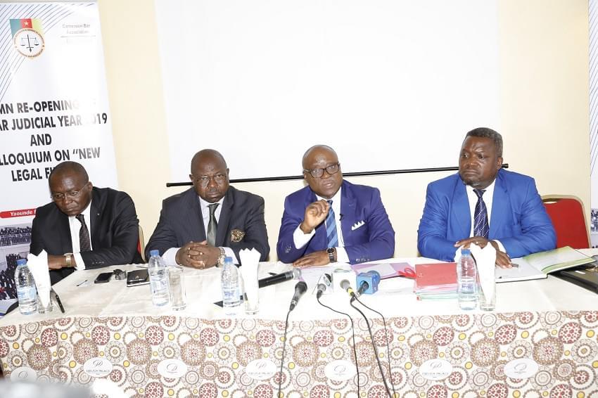 Les avocats du Cameroun veulent conquérir de nouveaux espaces de marché.