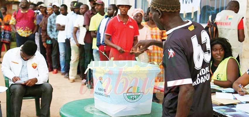 Les Bissau-guinéens ont voté dans le calme.
