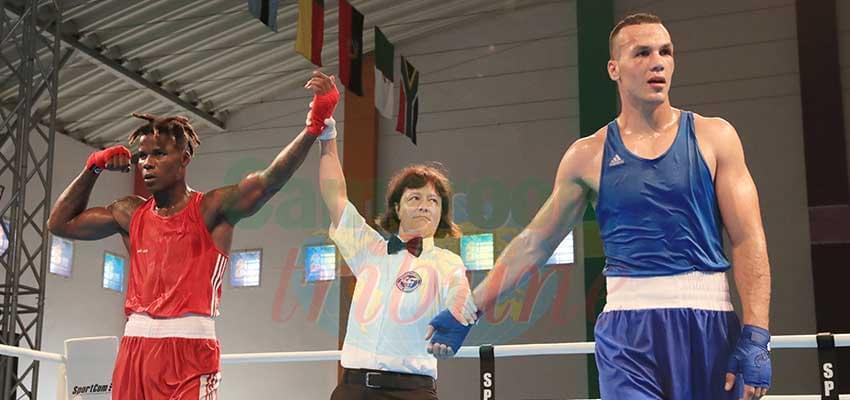 Boxe : Wilfrid Seyi en quart de finale