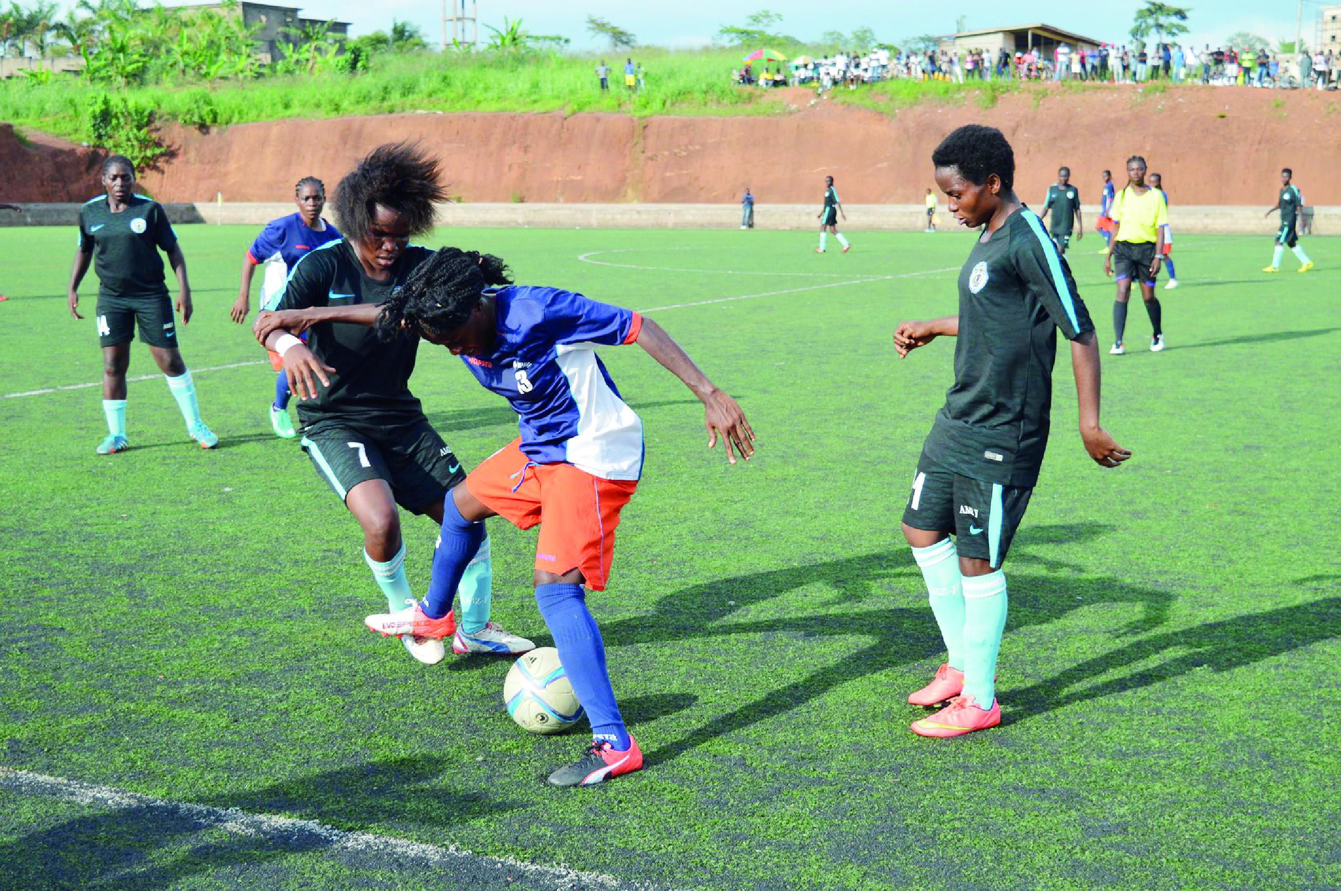 Coupe du Cameroun de football féminin: place aux demi-finales