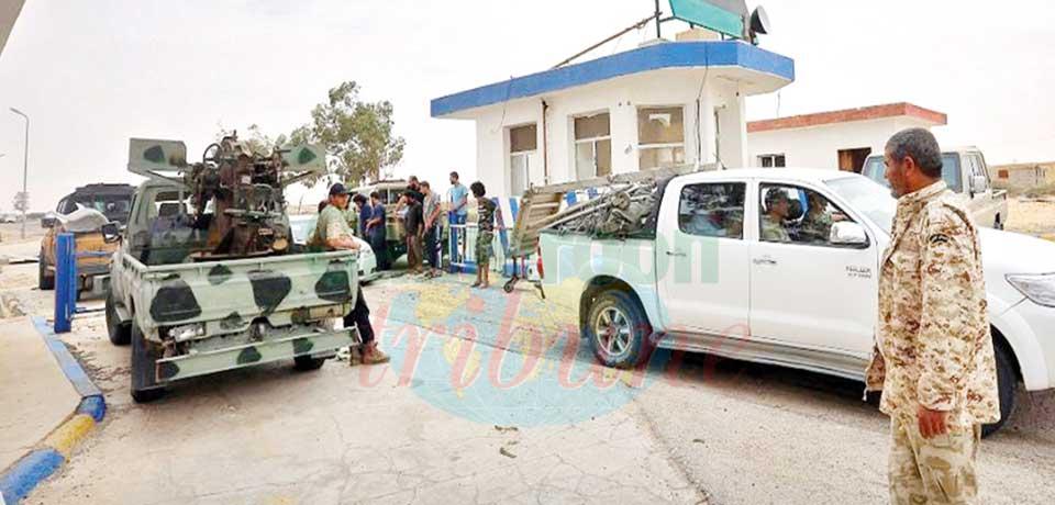 Lybie: Des forces étrangères indésirables