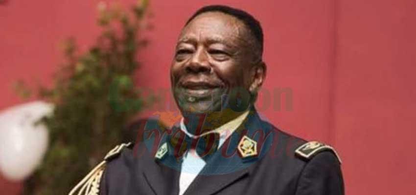 Nécrologie : le Général Benoît Asso'o Émane s'est éteint