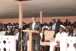 Festival du Moungo: le Premier ministre en guest star