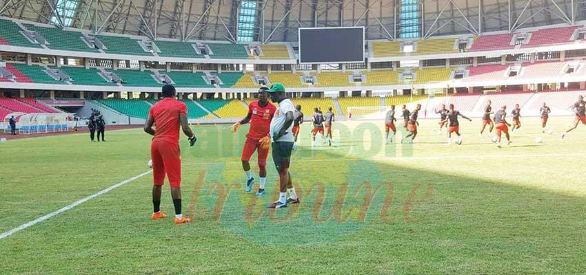 Match amical : le Congo et le Cameroun se neutralisent
