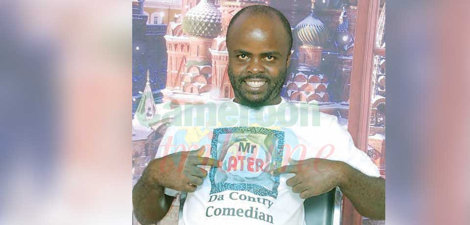 Comedy Stand-up : Mr. Ater, Da Contry Comedian