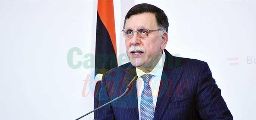 Libye : El Sarraj appelle au dialogue