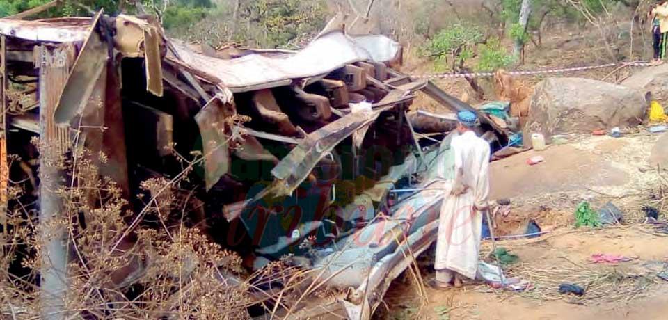 Axe Foumban-Bangangté : cinq morts sur la route