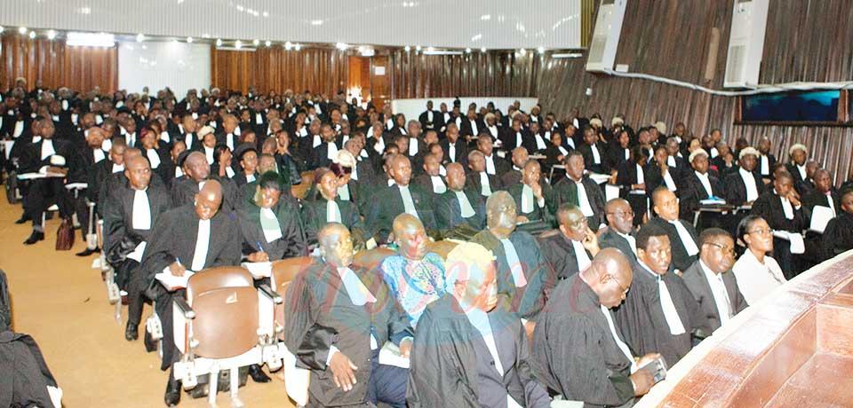 Ordre des avocats du Cameroun : il y aura bien élection