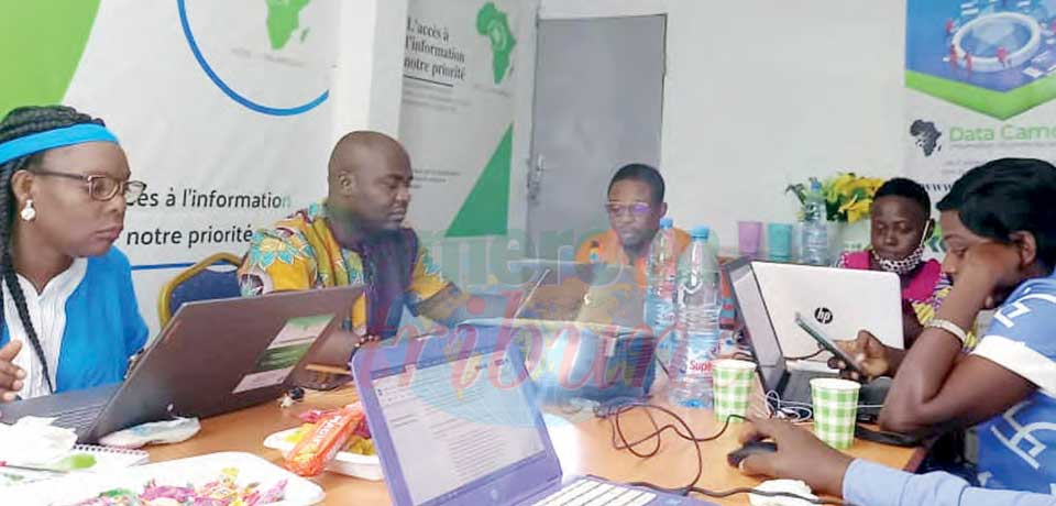 Cartographie au service de l'information : des journalistes outillés