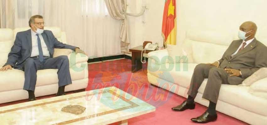 Mindcaf : l'ambassadeur de Tunisie dit au revoir