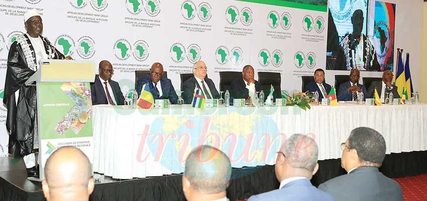 AfDB does not want Central Africa to be left behind in attaining Agenda 2063 and SDGs