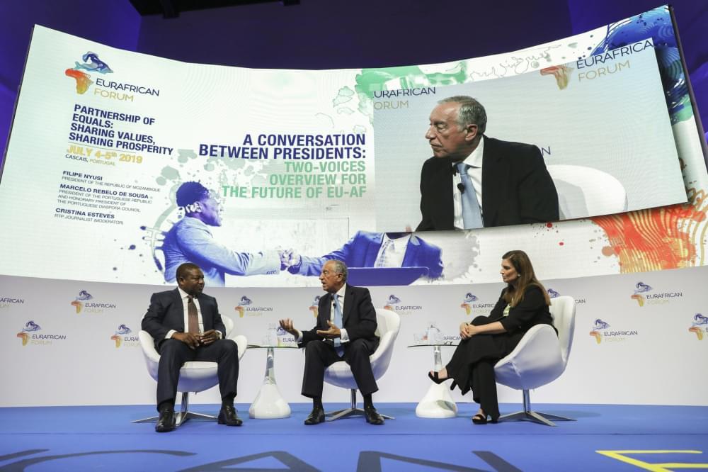 Les start-ups et l'avenir économique du continent au cœur du Forum EurAfrican 2019.