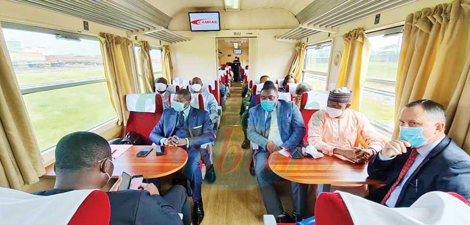 Douala-Yaoundé : le train Express sur les rails