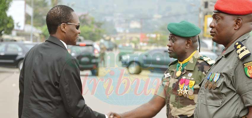 21e Brigade d'infanterie motorisée: le colonel Eyenga Sévérin aux commandes
