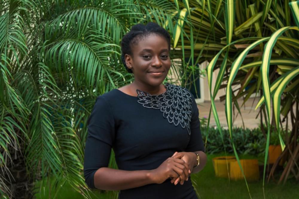 Dr Véna Arielle Ahouansou, médecin, fondatrice et CEO de KEA Medicals (Bénin).