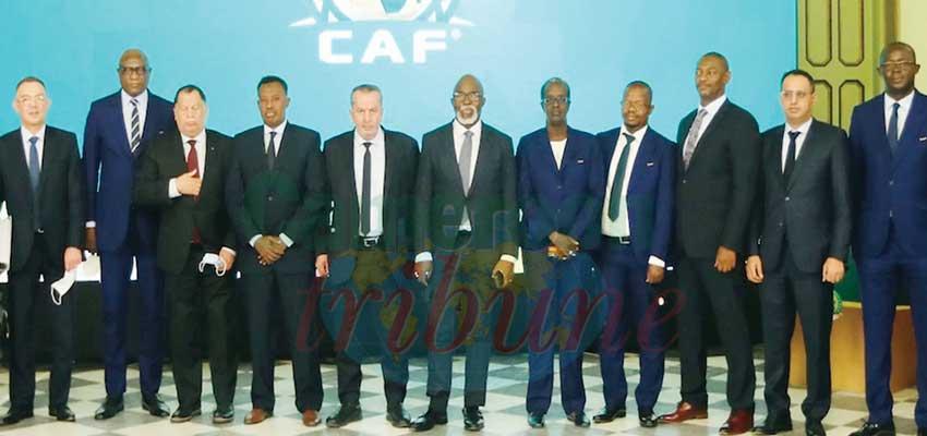 La CAF en conclave