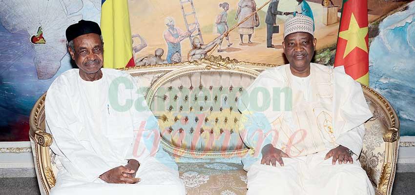Coopération Cameroun-Tchad: au beau fixe