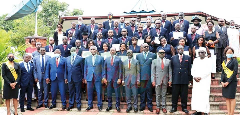 IRIC : Thirty-four Diplomatic Trainees Graduate