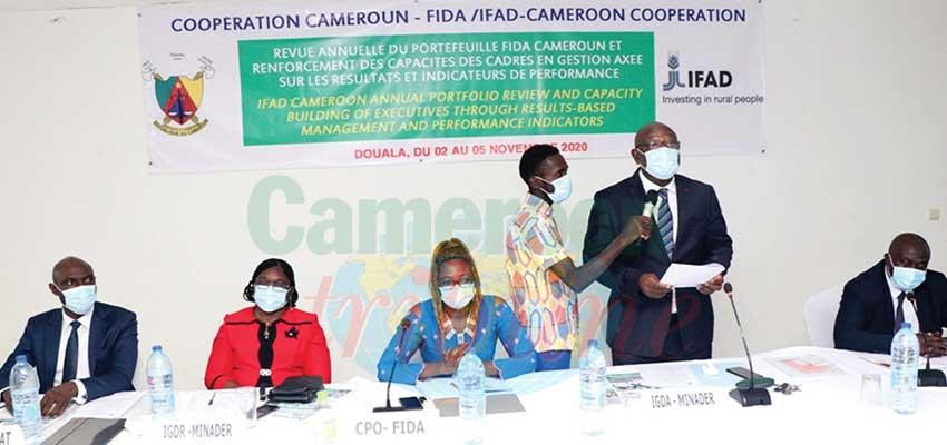 Cameroun-Fida : le portefeuille en revue