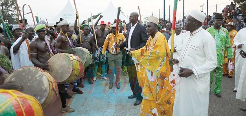 Image : Yaoundé: L'acte 21 de la fête du coq