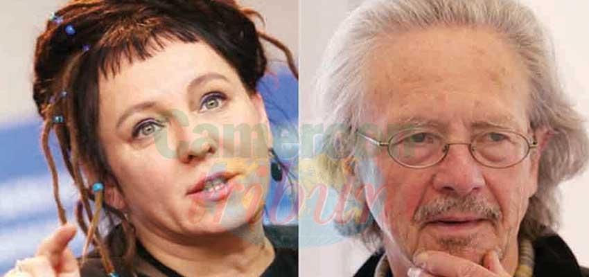 Nobel de littérature 2018 et 2019 : Olga Tokarczuk et Peter Handke primés