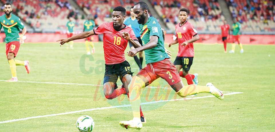 Les Lions indomptables redescendent dans l'arène ce lundi au Maroc face à un adversaire qu'ils ont dominé vendredi à Douala, non sans peine.