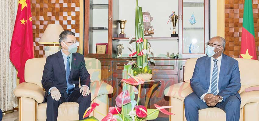 MINREX : Cameroon Thanked For Assisting Chinese