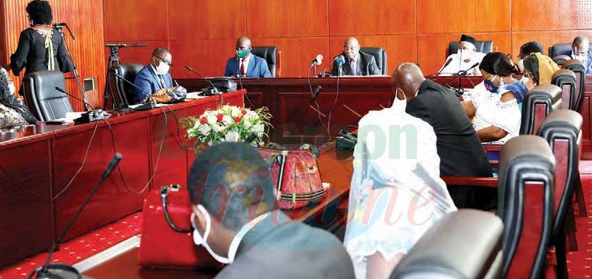 Promotion de l'entrepreneuriat privé : les parlementaires s'impliquent