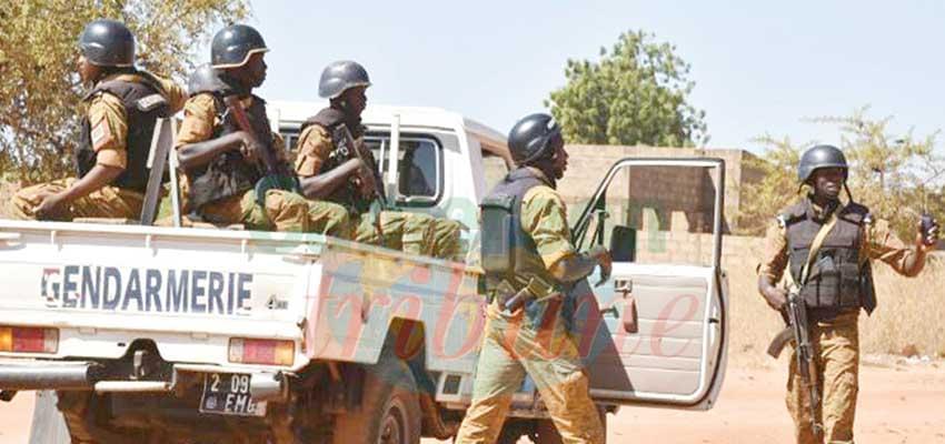 L'armée a repris le contrôle à Arbinda.
