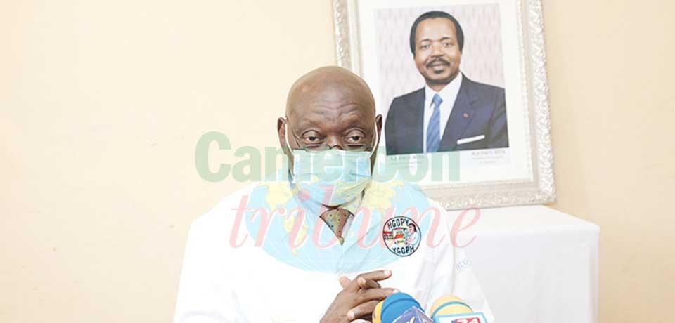Hôpital gynéco-obstétrique et pédiatrique de Yaoundé : des équipements de pointe en route
