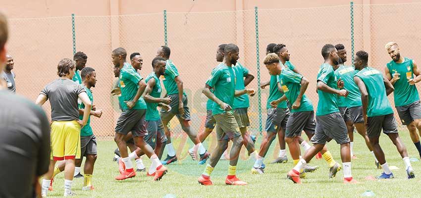 Cameroun - Comores: la qualification pour la CAN en jeu