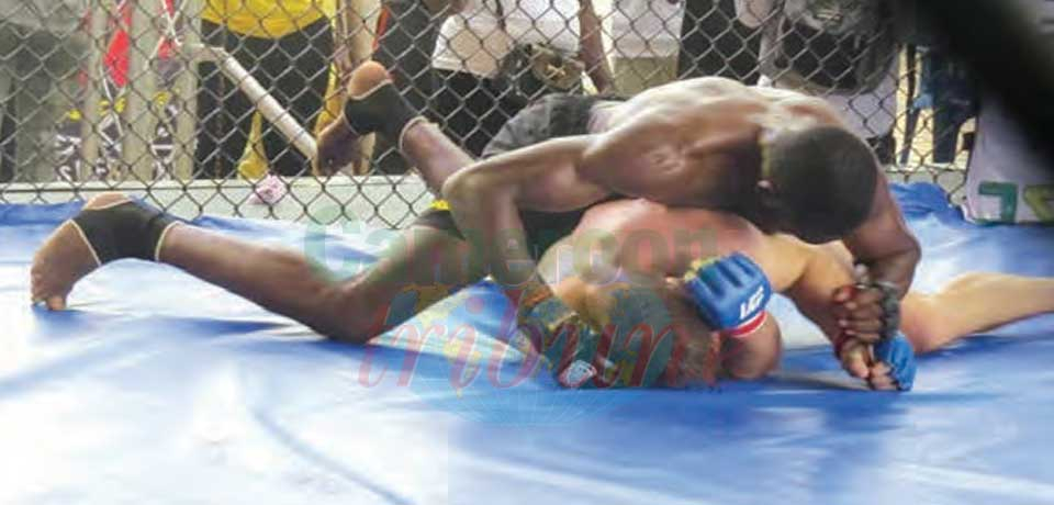 Africa MMA Open : Championships Cameroon Records Six Victories