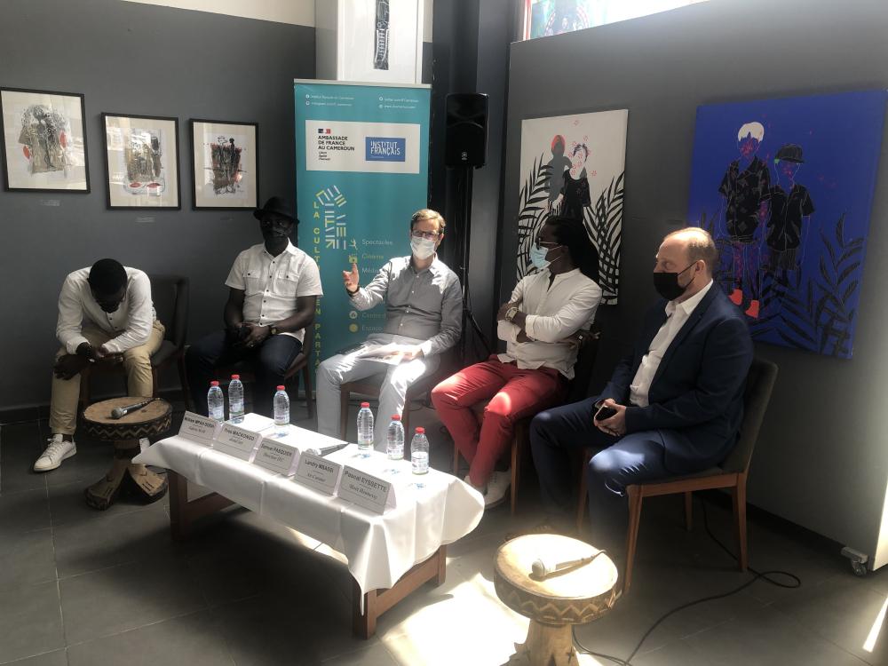 Rencontre : l'art contemporain et nous