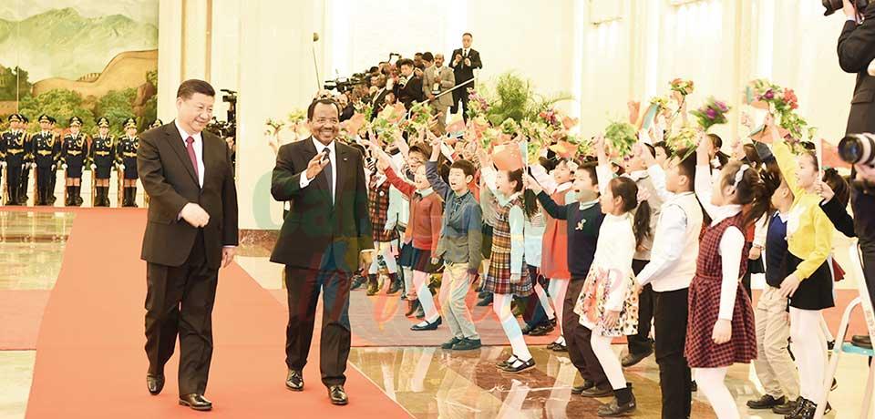 Coopération Chine-Cameroun: On n'arrête pas la dynamique